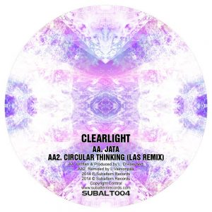 SUBALT004 - Clearlight - Circular Thinking EP