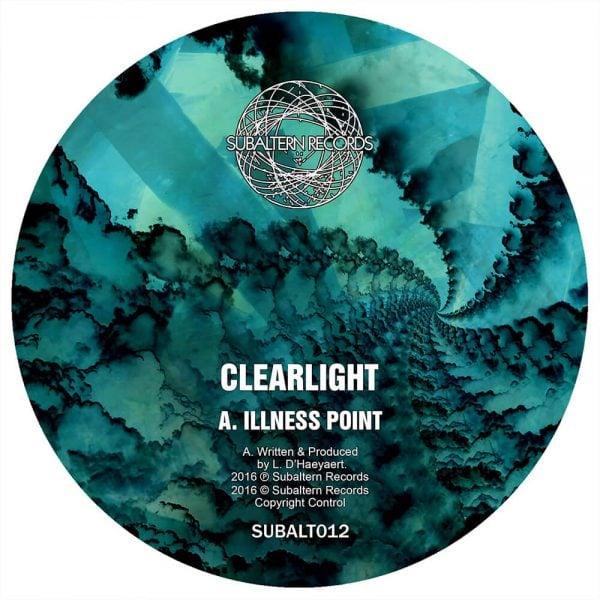 SUBALT012 - Clearlight - Magic Service EP