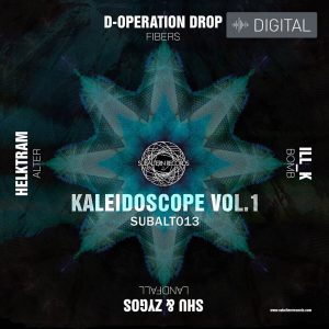 SUBALT013 - VA - Kaleidoscope vol. 1