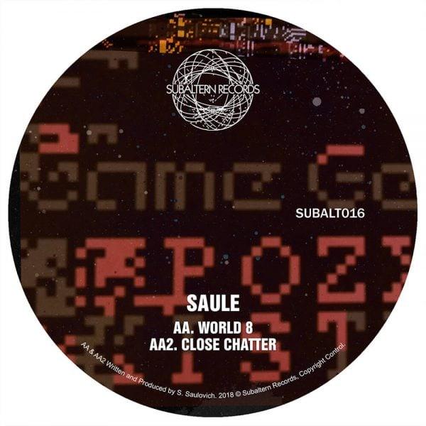 SUBALT016 - Saule & DPRTNDRP - Gorilla Glue EP