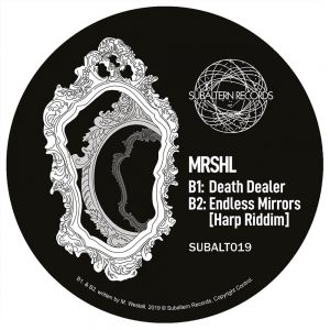 SUBALT019 - Mrshl ft. Grim Sickers - The Crown EP