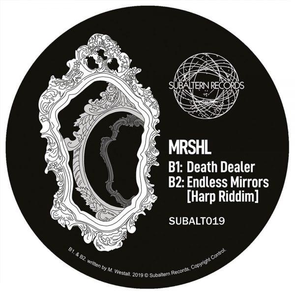 SUBALT019 - Mrshl ft. Grim Sickers - The Crown EP