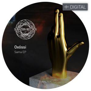 SUBALT024 - Oxossi - Sama EP