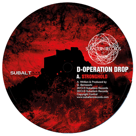 SUBALT003 - D-Operation Drop - Stronghold EP