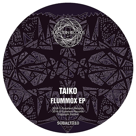 SUBALT010 - Taiko - Flummox EP