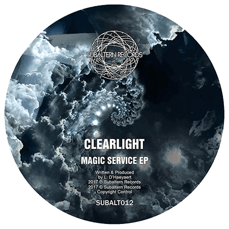 SUBALT02 - Clearlight - Magic Service EP