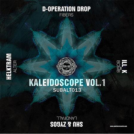 SUBALT013 - VA - Kaleidoscope vol.1