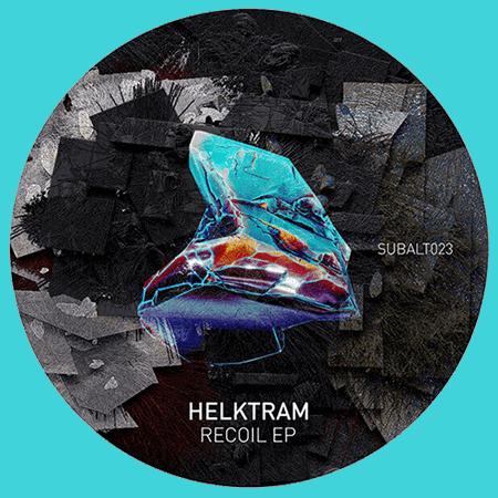 SUBALT023 - Helktram - Recoil EP