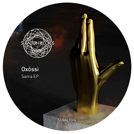 SUBALT024 - Oxóssi - Sama EP